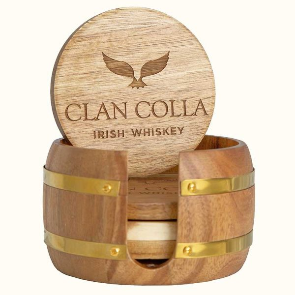 Clan Colla Coaster Set