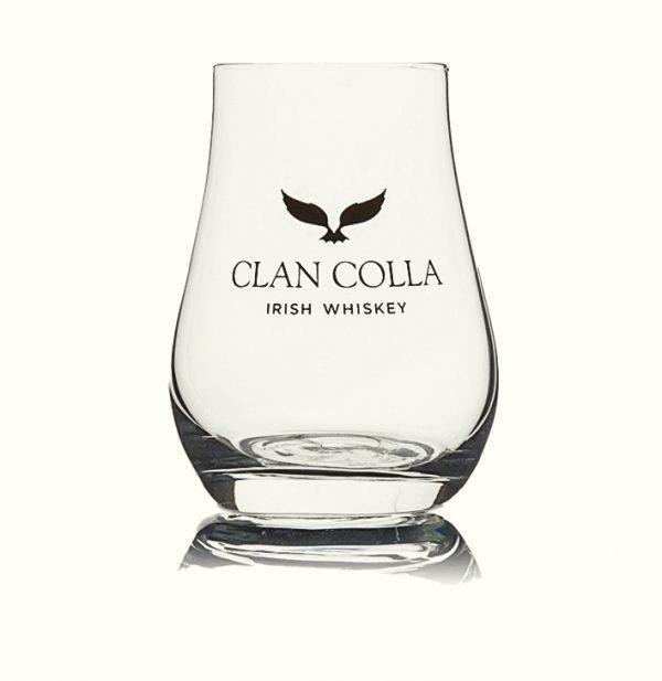Clan Colla Cruit Glass